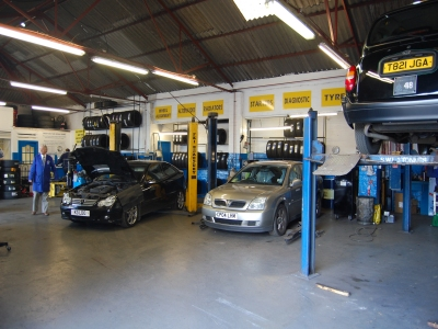 Best Fit Glasgow MazdaServicing, MOT and Tyres Site